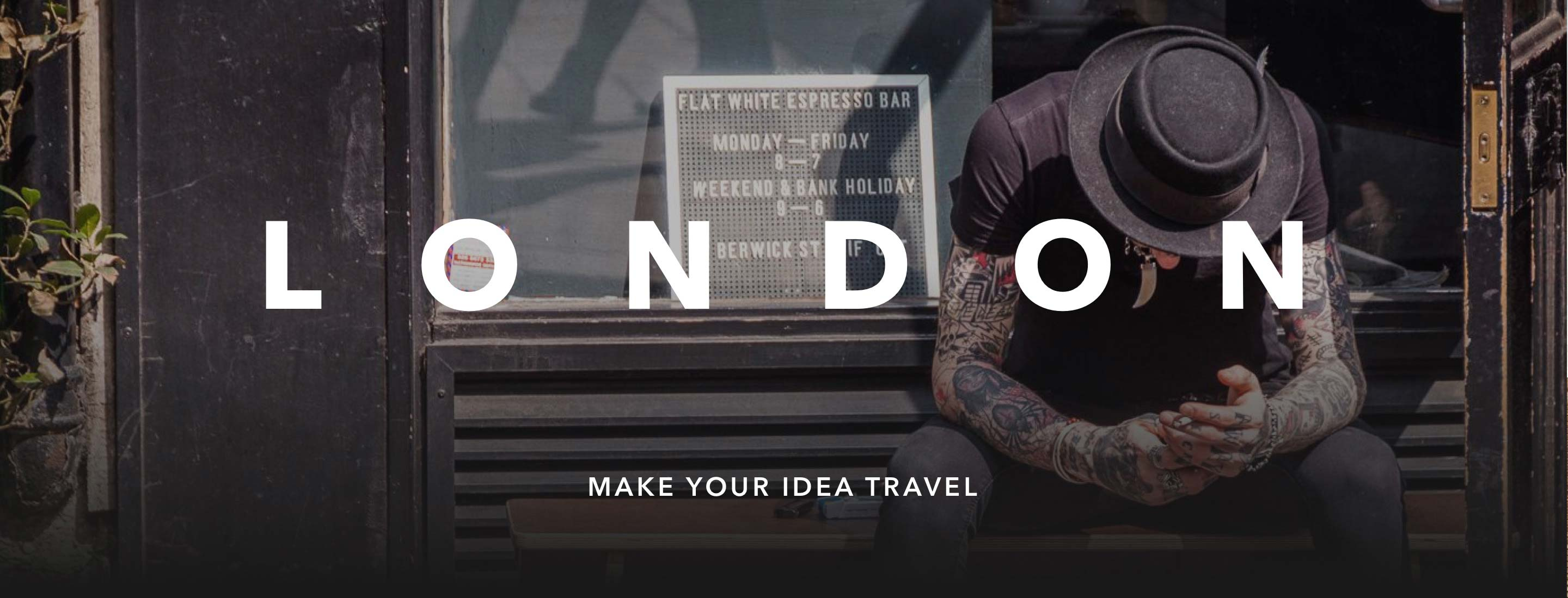 Make your ideas travel